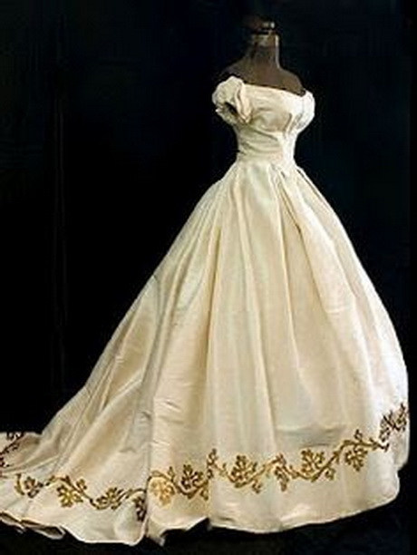 1800 ball gowns for 19th century wedding dresses