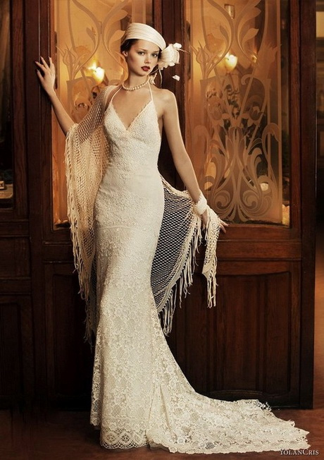 wedding dress wednesday 1920 s inspired wedding dresses