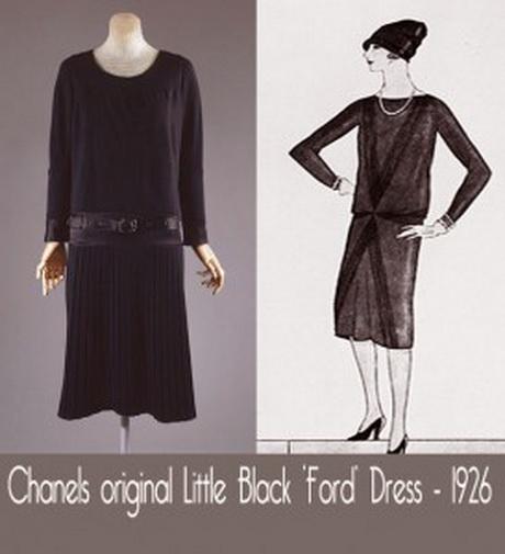 1920s Little Black Dress