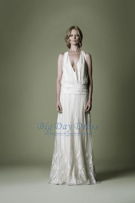 Wedding Dresses 1920s Style : S style wedding dress