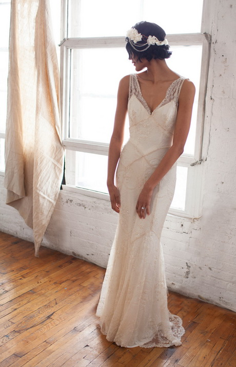 1920s style wedding dresses for 1920s vintage style wedding dresses
