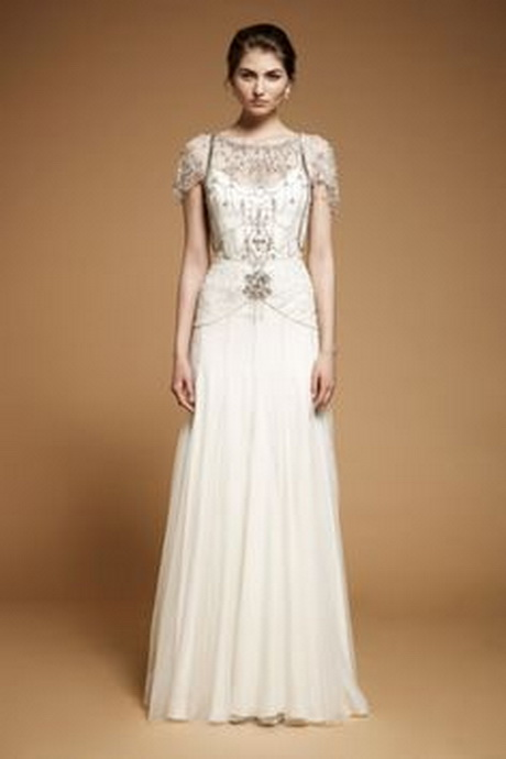 1920s style wedding dresses for Dress of wedding style