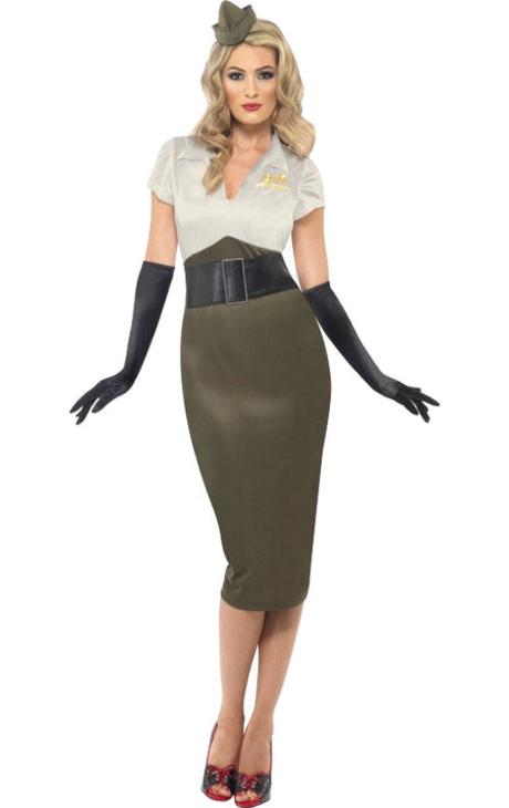 1940s Fancy Dresses