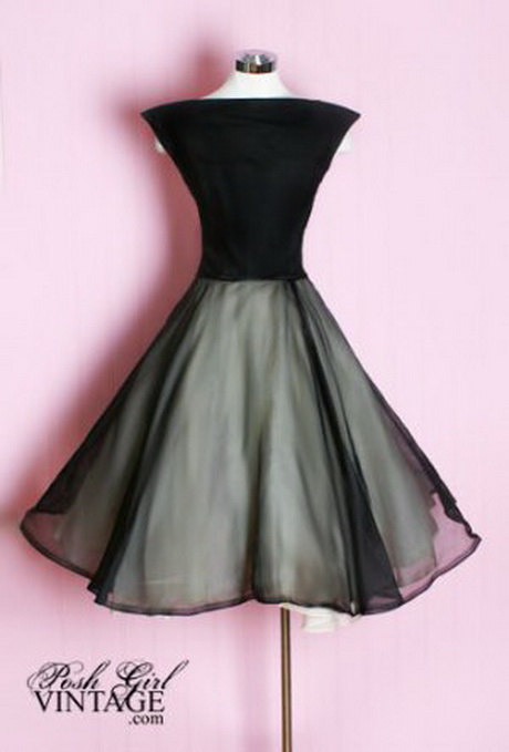 1950s Style Cocktail Dresses