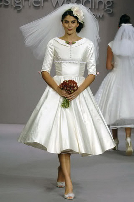 1950s Style Wedding Dresses