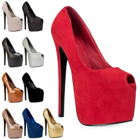 High heels 7 inch
