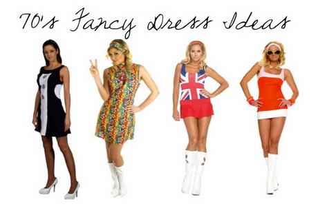 Womens 80S Fancy Dress Ideas
