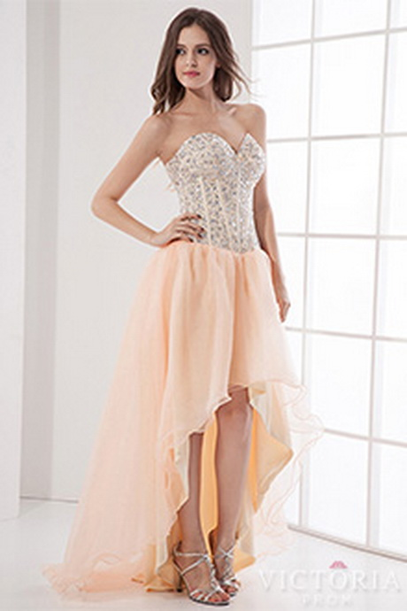 Shop Strapless Tulle Short Cocktail Prom Dresses at OKmarket.com. Or ...