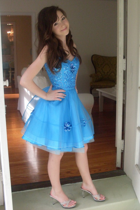 betsey johnson dresses quot 8th grade formalquot by millie b chictopia