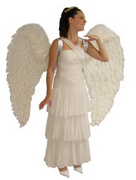 Angels fancy dresses