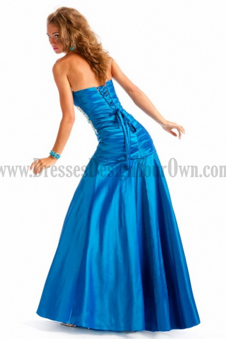 Make Your Own Formal Prom Dresses 99