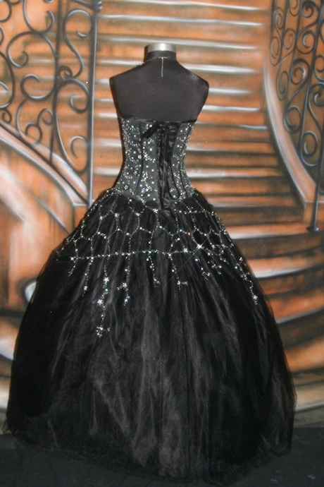 Gothic wedding dresses for Gothic corset wedding dresses
