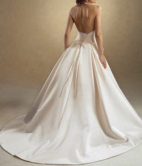 Stapless Wedding Gowns 008 - Stapless Wedding Gowns