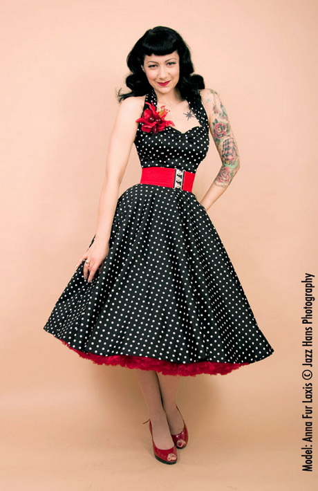 Plus size attire Forties