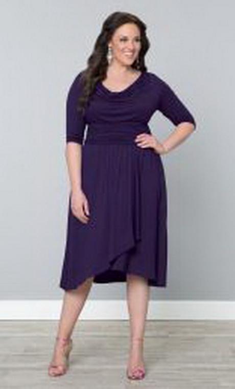 one plus length dresses