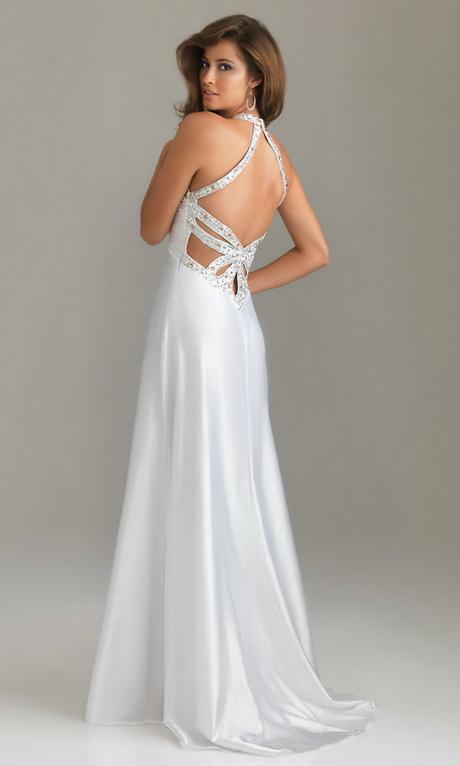 Prom Dresses White 34