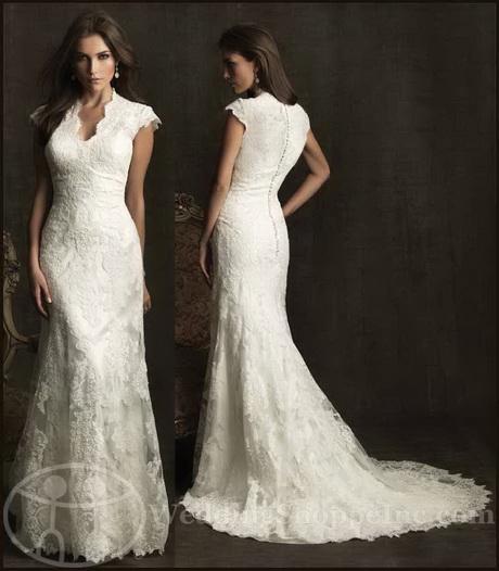 Allure Modest Wedding Gowns: Allure Bridal Dresses