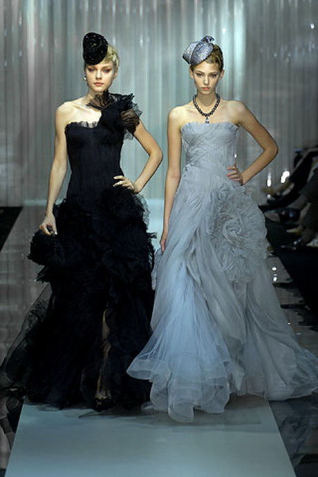 Armani Evening Gowns