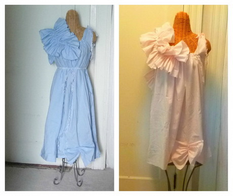 Baby blue maternity dress