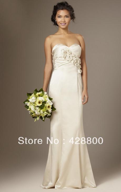 wedding dresses fabulous white satin sweetheart backyard wedding dress