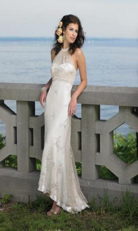Wedding Dresses On   Nyc : Beach casual wedding dresses