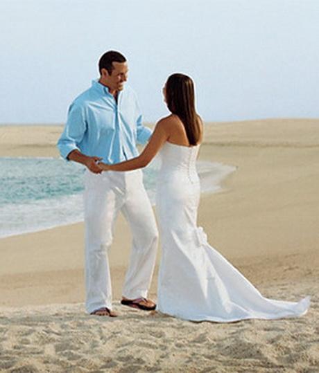 Men Wedding Ideas: Beach Wedding Clothes