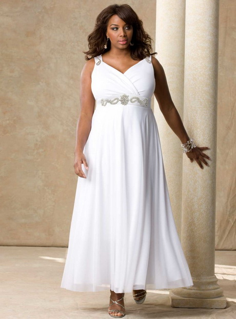 Beach wedding dresses plus size for Beach wedding dresses for plus size