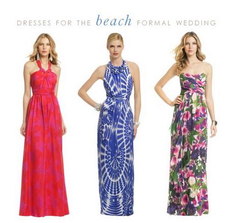 Beach Wedding Guest Attire