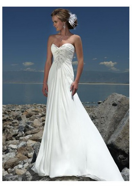Beach style wedding dresses for Largest selection of wedding dresses