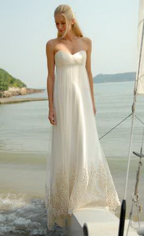 Best wedding dresses for a beach wedding for What to wear to a wedding besides a dress