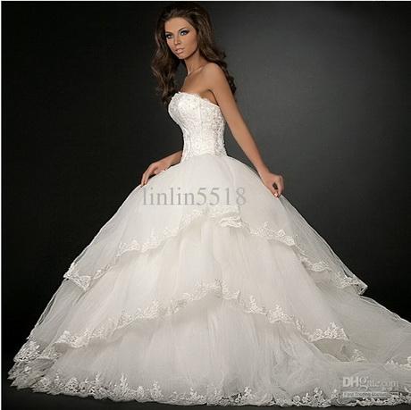 Big wedding dresses for Big ball gown wedding dress