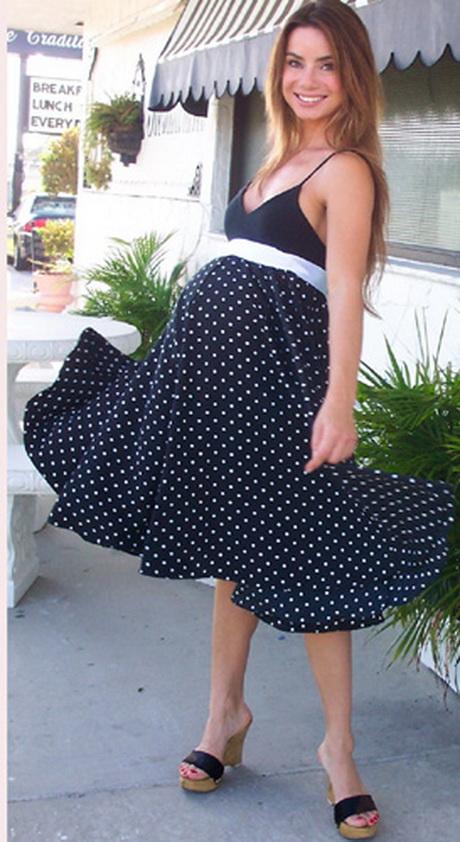 Платья в стиле 60-х для беременных