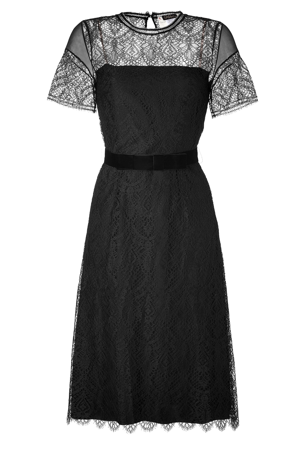 Stylebop Collette Dinnagan Fern Lace Dress