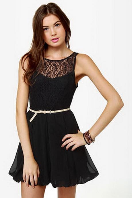 Black Dresses For Juniors