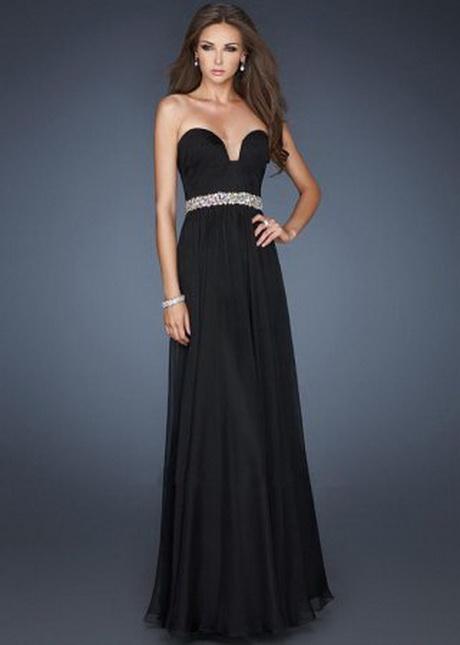 Black Winter Formal Dresses For Juniors