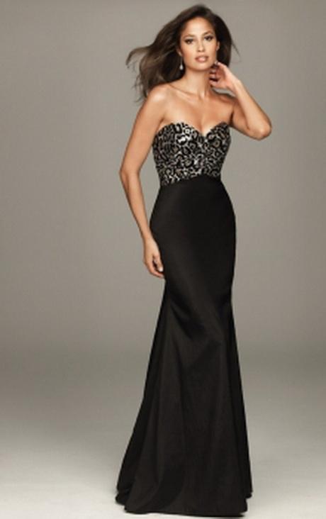 Black Tie Evening Dresses