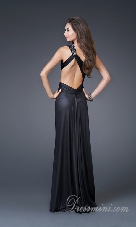 Black Tie Evening Dresses