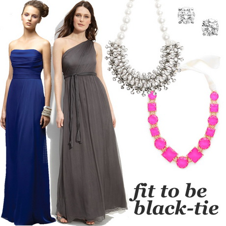 for black tie and our shopping widget is full of perfect dresses