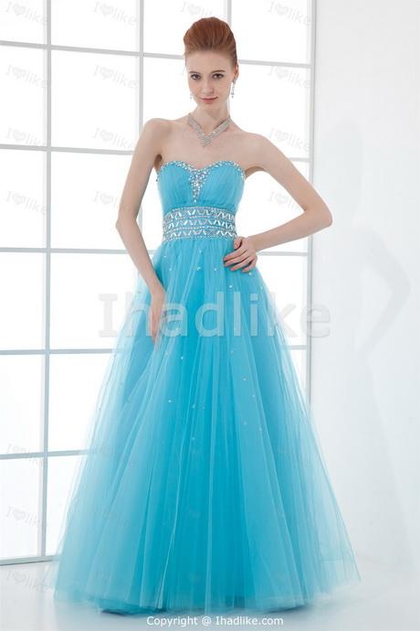 blue prom dresses 2014