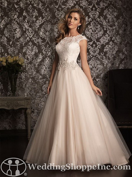 Blush Colored Wedding Dresses Allure 9022 Allure 9022 Check Out Some