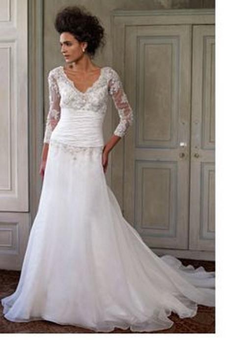 Bridal dresses for older brides for Wedding dress for 50 year old bride