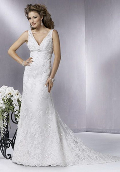Wedding Dresses For The Older Larger Bride : Bridal dresses for older brides