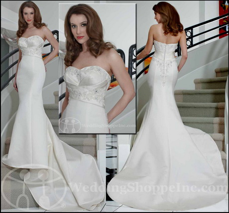 Bridal gowns for less for Da vinci red wedding dress