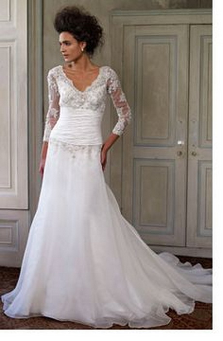 Bridal gowns for mature brides for Wedding dress for the mature bride