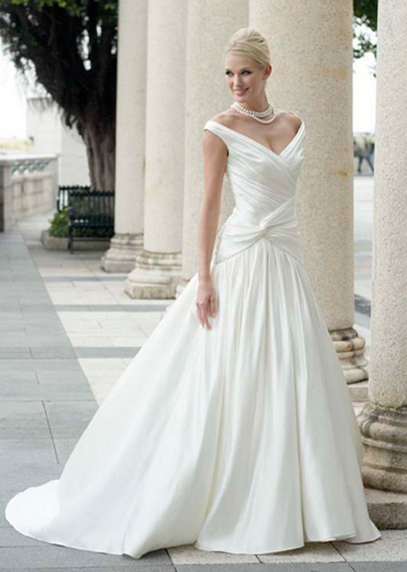 wedding dresses for older brides dress