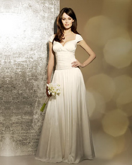 Second Marriage Wedding Dresses: Bridal Gowns For Second Marriages