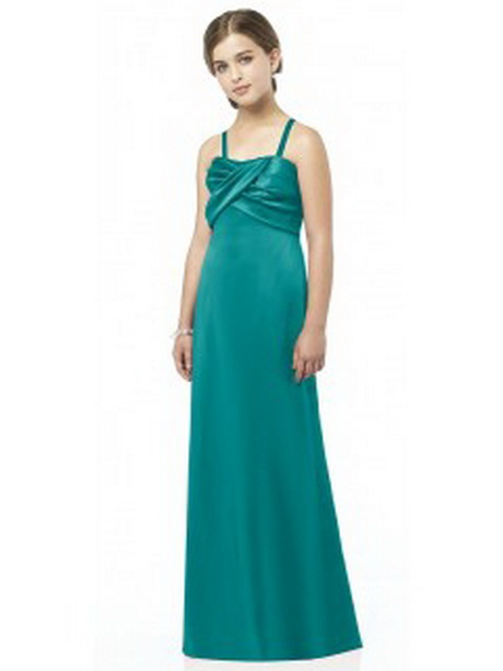 Bridesmaid Dresses For Teenagers