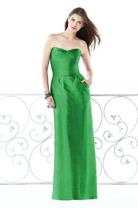 Strapless long bridesmaid dresses under 100 for Long wedding dresses under 100