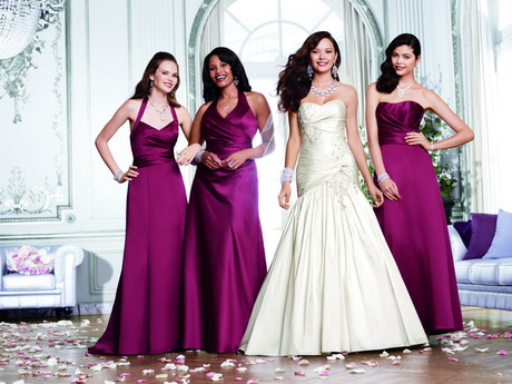 Bridesmaid Wedding Dresses