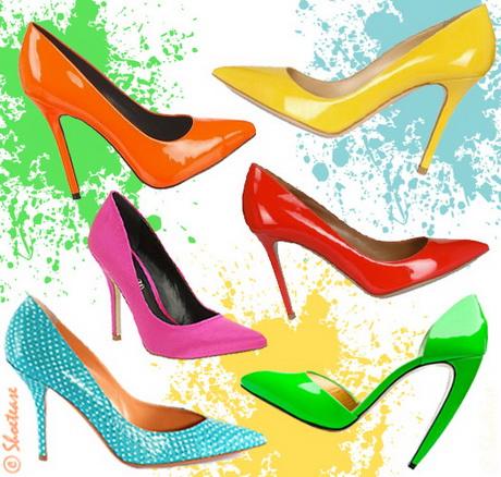 Bright colored heels #2: bright colored heels 79 11